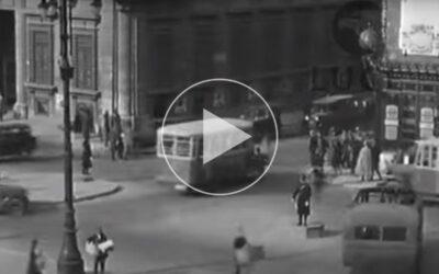 Il traffico di Roma filmato scherzosamente 1930 – Istituto Luce Cinecittà