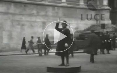 Vigili Urbani di Roma 1930 – Istituto Luce Cinecittà